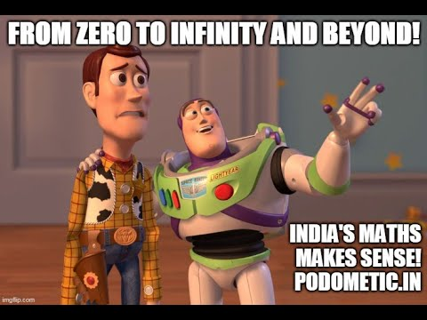 The Superiority of Indian Maths! More @ www.podometic.in See description for links to free info!
