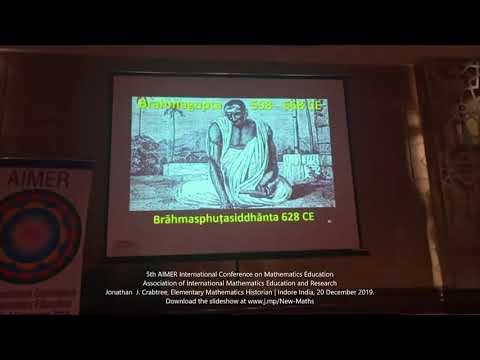 Rebuilding Elementary Math Pedagogies from Brahmagupta's Sanskrit. Seeing Math With Indian Eyes.