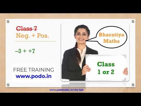 Treasure of Bharatiya Maths STOP-MOTION Video Overview