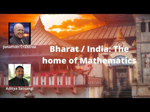Bharat / India, the original home of Numerals & Mathematics