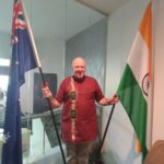26 Jan = Australia Day + Republic Day