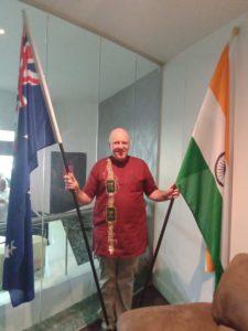 26 Jan = Australia Day + Republic Day