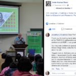 Lecture at IISER, Pune